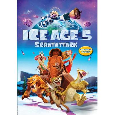 Ice age 5 - Scratattack (DVD) (DVD 2016)