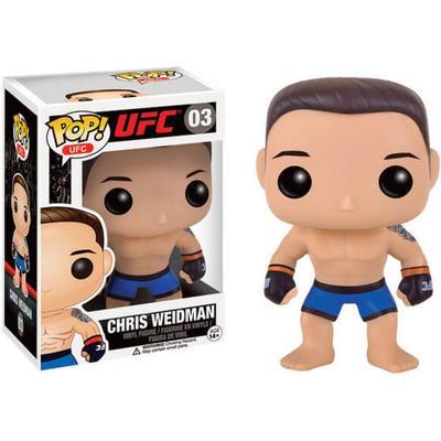 Funko Pop! UFC Chris Weidman