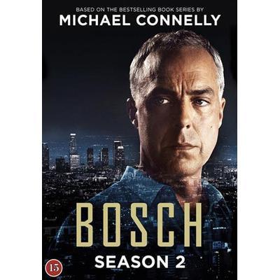 Bosch: Säsong 2 (3DVD) (DVD 2016)
