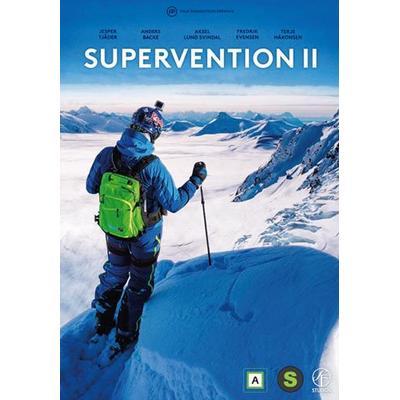 Supervention 2 (DVD) (DVD 2016)