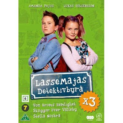 LasseMaja x 3 Box (3DVD) (DVD 2016)