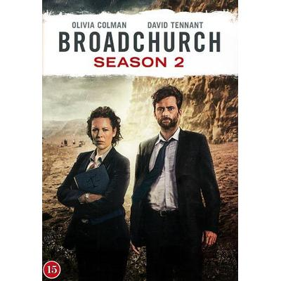 Broadchurch: Säsong 2 (3DVD) (DVD 2013)