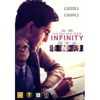 Man who knew infinity (DVD) (DVD 2015)
