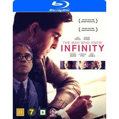 Man who knew infinity (Blu-ray) (Blu-Ray 2015)
