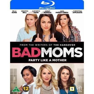 Bad moms (Blu-ray) (Blu-Ray 2016)