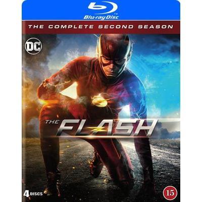 The Flash: Säsong 2 (4Blu-ray) (Blu-Ray 2016)