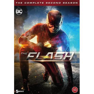 The Flash: Säsong 2 (5DVD) (DVD 2016)