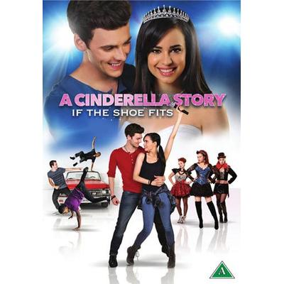 A Cinderella story - If the shoe fits (DVD) (DVD 2016)