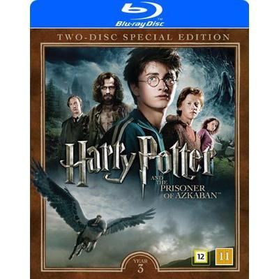 Harry Potter 3 + Dokumentär (2Blu-ray) (Blu-Ray 2016)