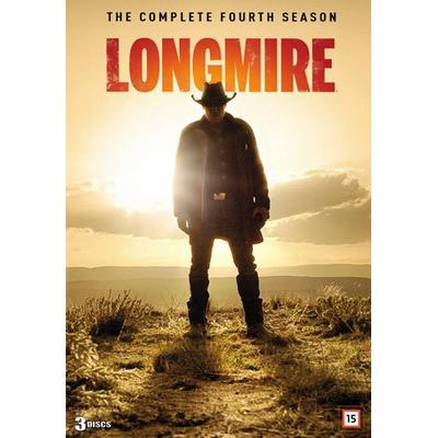 Longmire: Säsong 4 (3DVD) (DVD 2016)