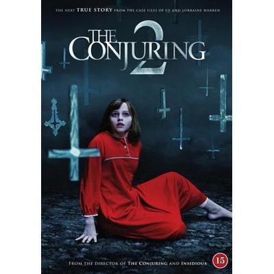 The conjuring 2 (DVD) (DVD 2016)