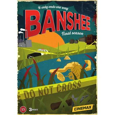 Banshee: Säsong 4 (3DVD) (DVD 2016)