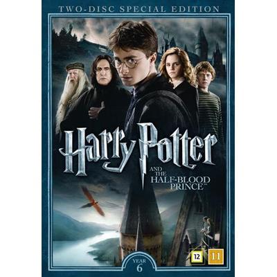 Harry Potter 6 + Dokumentär (2DVD) (DVD 2016)