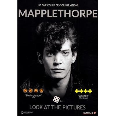 Mapplethorpe: Look at the Pictures (DVD) (DVD 2016)