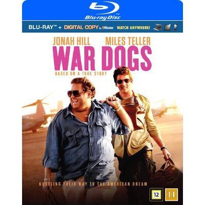 War dogs (Blu-ray) (Blu-Ray 2016)