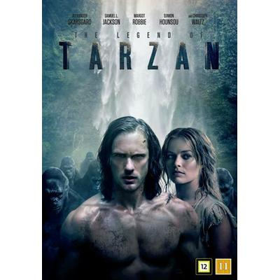 Legenden om Tarzan (DVD) (DVD 2016)