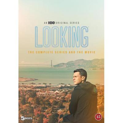 Looking: Complete series + filmen (5DVD) (DVD 2016)