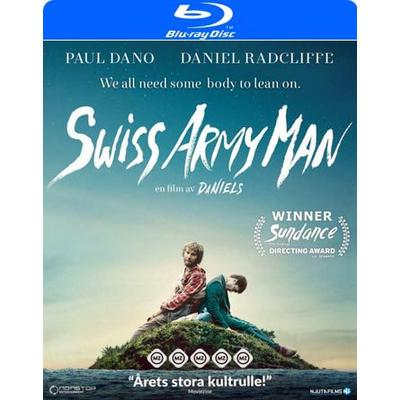 Swiss army man (Blu-ray) (Blu-Ray 2016)