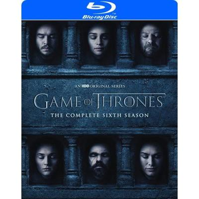 Game of thrones: Säsong 6 (4Blu-ray) (Blu-Ray 2016)