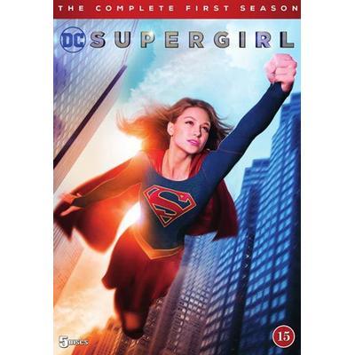 Supergirl: Säsong 1 (5DVD) (DVD 2016)