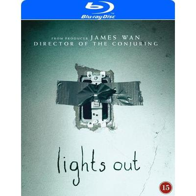 Lights out (Blu-ray) (Blu-Ray 2016)
