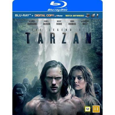 Legenden om Tarzan (Blu-ray) (Blu-Ray 2016)