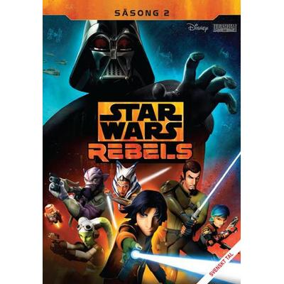 Star Wars Rebels: Säsong 2 (4DVD) (DVD 2016)