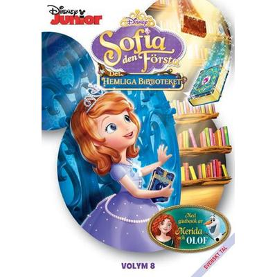 Sofia den första: Det hemliga biblioteket (DVD) (DVD 2016)