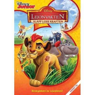 Lejonvakten - släpp loss kraften (DVD) (DVD 2016)