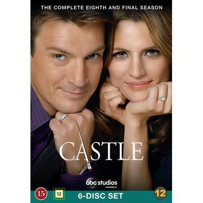 Castle: Säsong 8 (6DVD) (DVD 2016)