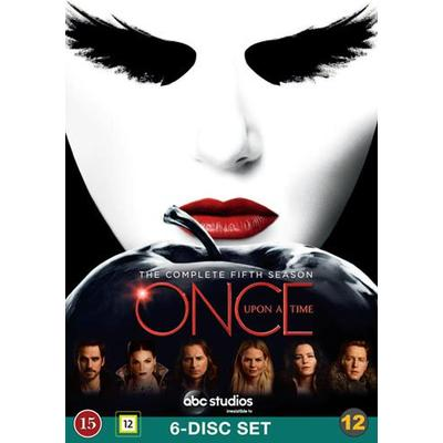 Once upon a time: Säsong 5 (6DVD) (DVD 2016)