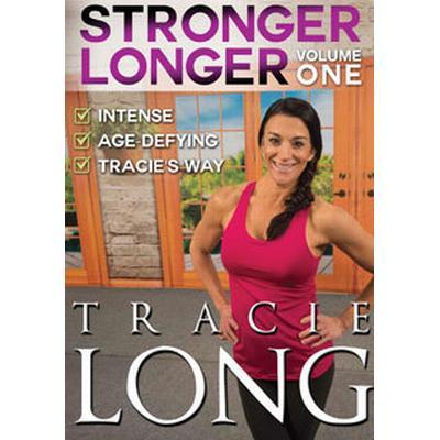 Long Tracie: Stronger Longer Volume 1 (DVD) (DVD 2016)
