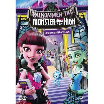 Välkommen till Monster High (DVD) (DVD 2016)