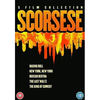 Scorsese 5 film collection (5DVD) (DVD 2016)