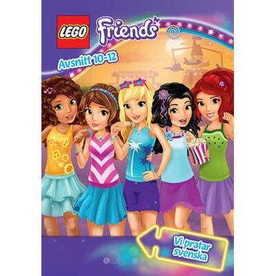 Lego Friends 4 (DVD) (DVD 2016)