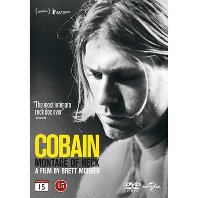 Kurt Cobain - Montage of heck (DVD) (DVD 2015)