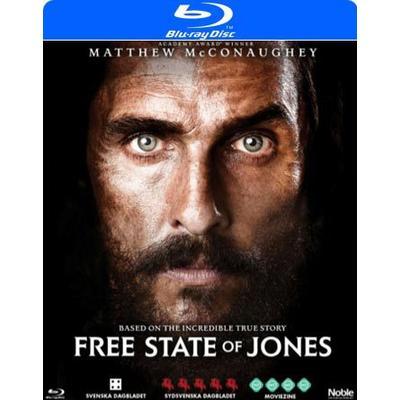 Free state of Jones (Blu-ray) (Blu-Ray 2016)