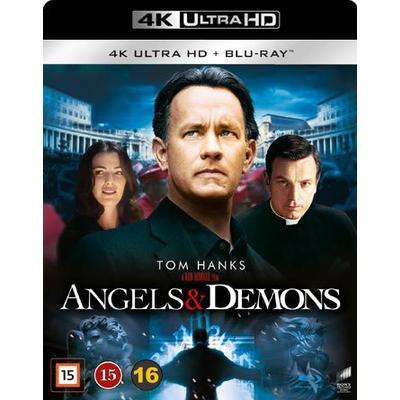 Änglar och demoner (4K Ultra HD + Blu-ray) (Unknown 2016)