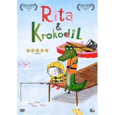 Rita och Krokodil (DVD) (DVD 2016)