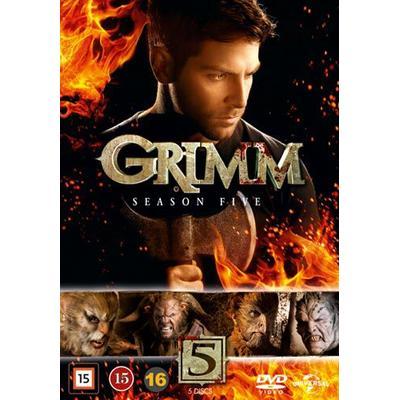 Grimm: Säsong 5 (5DVD) (DVD 2016)