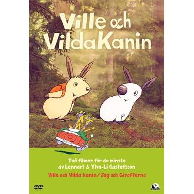 Ville och Vilda Kanin (DVD) (DVD 2016)