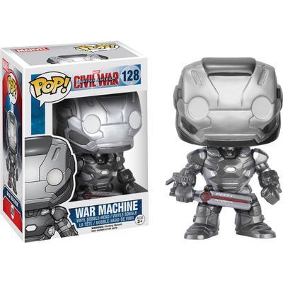 Funko Pop! Marvel Captain America 3 War Machine