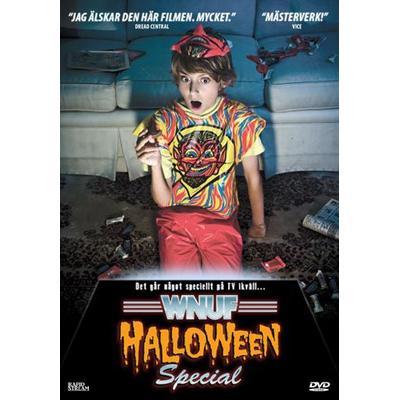 WNUF Halloween special (DVD) (DVD 2013)