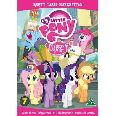 My little pony Box: Säsong 4 vol 2 (DVD) (DVD 2012)
