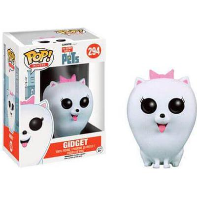 Funko Pop! Movies The Secret Life of Pets Gidget