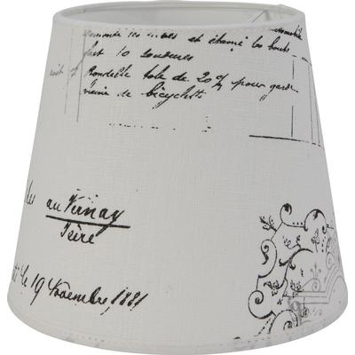 PR Home Mia L Lintext 17cm Lampshade Lampdel Endast lampskärm