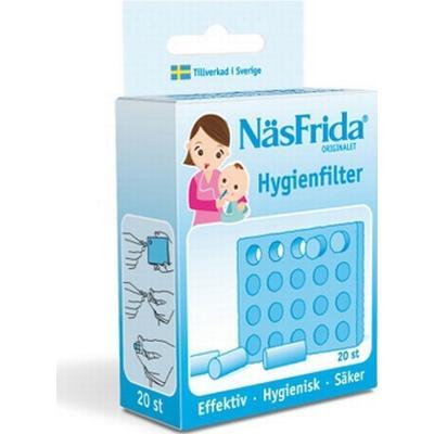 Nosefrida Hygienfilter 20st