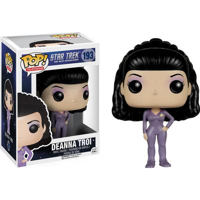 Funko Pop! TV Star Trek the Next Generation Deanna Troi