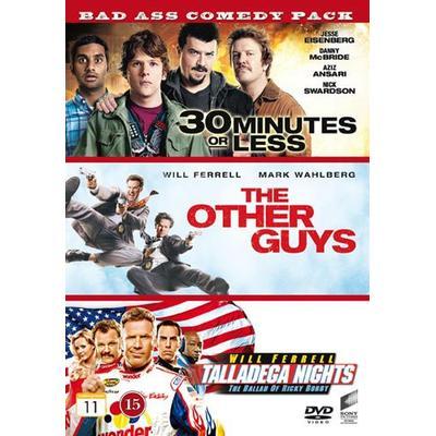 Bad ass comedy 3-pack vol 2 (3DVD) (DVD 2014)