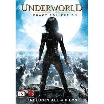 Underworld: 1-4 Collection (4DVD) (DVD 2012)